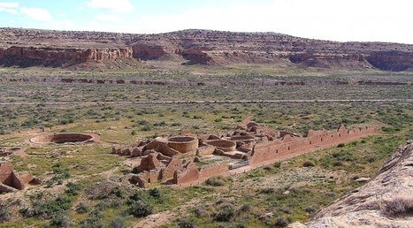 Unexpected Wood Source for Chaco Canyon Great Houses | UA News | CALS in the News | Scoop.it