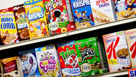 Study Links Junk Food Logos To Obesity | Visual & digital texts | Scoop.it
