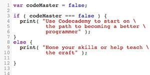 Codecademy. Apprendre a coder pas à pas et d'une façon interactve mais en anglais   SPIP - cms, javascripts et copyleft   Scoop.it