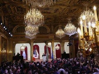 Propos liminaire de François Hollande durant sa conférence de ... - Réseau Voltaire | L'economie solidaire d'utilite publique | Scoop.it