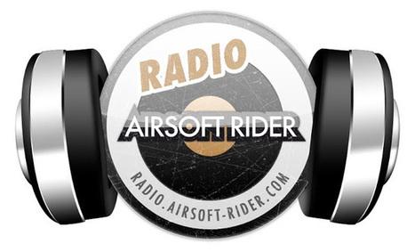 Radio Airsoft Rider   Médias airsoft   Scoop.it