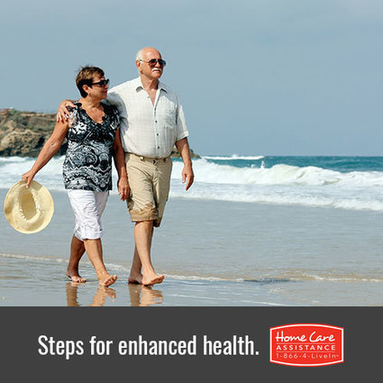 Walking Benefits for Seniors | Home Care Assistance of Denton County | Scoop.it