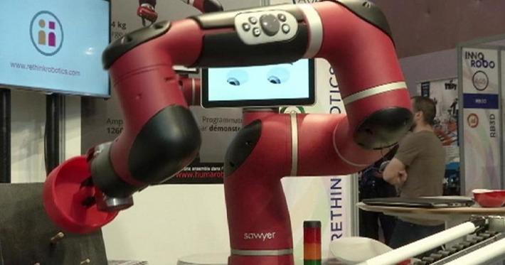 Νέες ρομποτικές εφαρμογές διευκολύνουν τη ζωή μας | Η Πληροφορική σήμερα! | Scoop.it