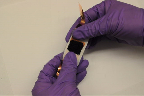 Developing Power Sources for Flexible, Stretchable Electronics | Science technology and reaserch | Scoop.it