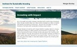 Investing with Impact | impact investing | Scoop.it