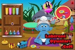 Şirin Bebek Bakımı | oyunlar,oyun oyna,bedava oyunlar,labirent oyunları | Scoop.it