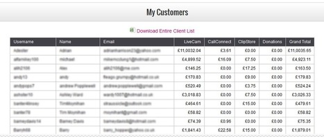 Webstream Secure Customer Information Section Now Live   Webstream   Scoop.it