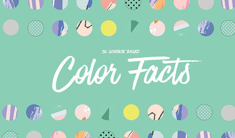 50 Hard Science-Backed Facts About Color | UX Motel | Scoop.it
