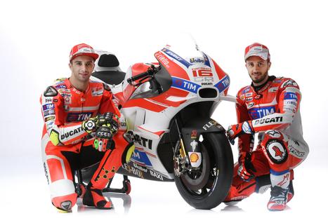 Ducati 2016 MotoGP Team Unveil | Ductalk Ducati News | Scoop.it