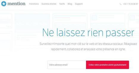 5 outils gratuits pour mesurer son e-réputation sur les réseaux sociaux | François MAGNAN  Formateur Consultant | Scoop.it