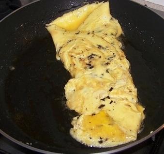 Recette de l'omelette aux truffes | culinaire | Scoop.it