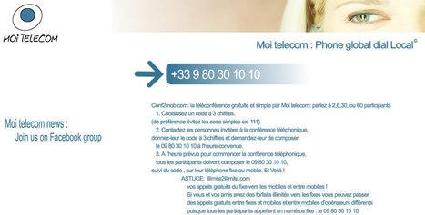 Moi telecom   Société   Scoop.it