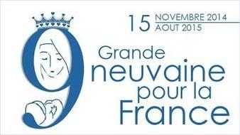 Neuvaine de prière pour la France   Nouvelles de France et du monde   Scoop.it