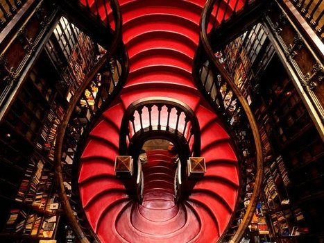 Charming and unusual bookstores around the world   Biblio   Scoop.it