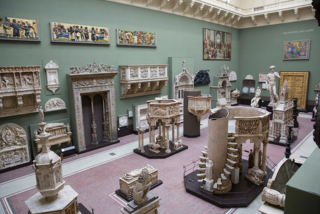 The Weston Cast Court: Victoria & Albert Museum opens refurbished Italian Cast Court | Centro de Estudios Artísticos Elba | Scoop.it