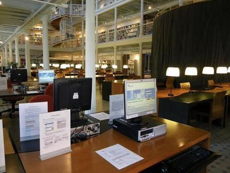 NetPublic » Savoir-faire numériques : Ateliers en bibliothèque avec dossiers pratiques : Identité numérique, Twitter, photos… | Bibliothèque(s) | Scoop.it