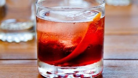 Cocktail Culture | A Bubbly Twist on the Negroni | Southern California Wine and Craft Spirits Journal | Scoop.it