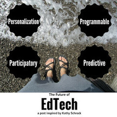 The Four P's—The Future of Edtech by Julie Davis | Technology In Edu | Scoop.it