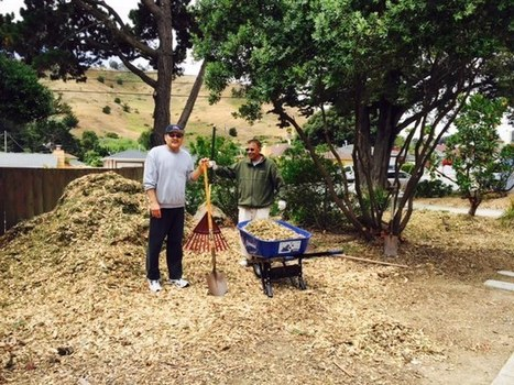Community Volunteers Take Pride in Gardens Through Improving Public Places | jardins partagés | Scoop.it