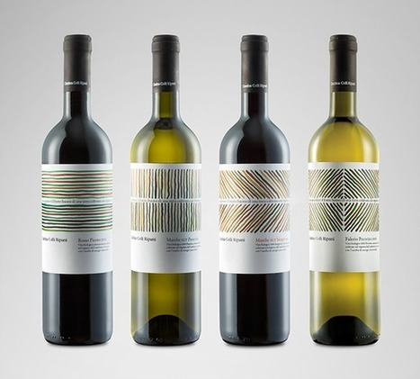 Organic Wines  - Cantina Colli Ripani: Label of the Year 2015 | Wines and People | Scoop.it