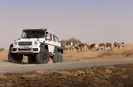 mercedes-benz G63 AMG 6x6 | Politically Incorrect | Scoop.it