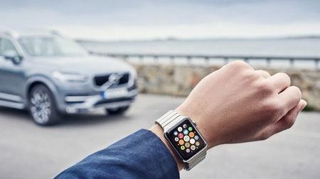Volvo joins BMW and VW in offering support for wearables   Real Estate Plus+ Daily News   Scoop.it