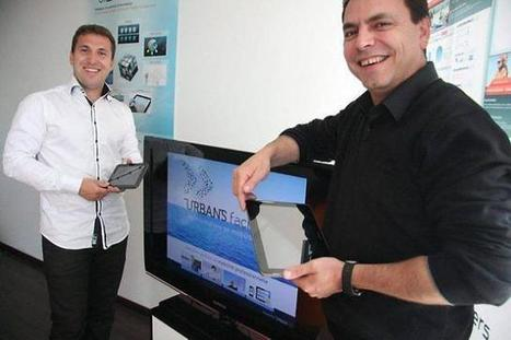 Vannes. Urbans transpose les métiers en tablettes numériques | Ouest France Entreprises | Urbans Facility | Scoop.it