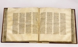 British Library will lend world's oldest bible to British Museum | Trucs de bibliothécaires | Scoop.it