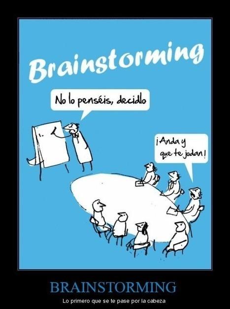 El Brainstorming o la externalización de las Musas | empleo | Scoop.it