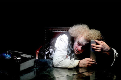 Jacques Weber, ogre mélancolique beckettien | théâtre in and off | Scoop.it