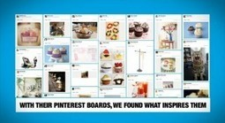 Is this the smartest brand use of Pinterest yet? | social digital | Scoop.it