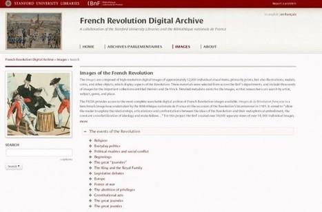14.000 imágenes de la Revolución Francesa disponibles de forma gratuita en Internet   Historia. Ciencias sociales   Scoop.it