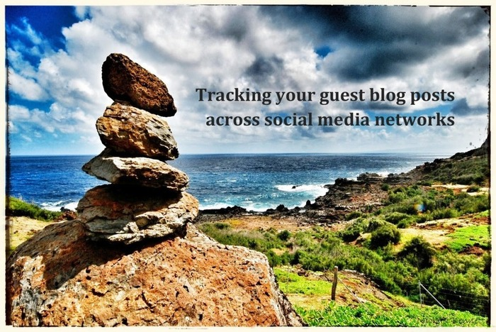 Pro Tip: Tracking Guest Blog Posts on Social Media - WebSIGHT Hangouts | Business in a Social Media World | Scoop.it