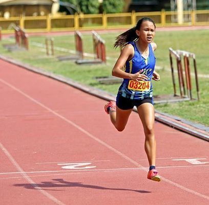 Cebuana Express Limos Takes sprint Trebble at CESAFI 2016 - Pinoyathletics.info | Philippines Track and Field | Scoop.it