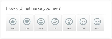 With Reactions, Facebook Supercharges The Like Button | Ogma Conceptions - Web Design Company India | Scoop.it