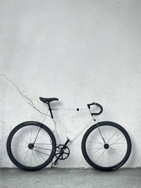 designaffairs STUDIO » Blog Archive » Clarity Bike | PP EDNA | Scoop.it