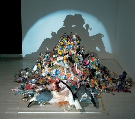 Amazing Shadow Sculptures by Tim Noble and Sue Webster | a lifetime online | Scoop.it