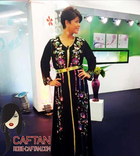 Caftan marocain moderne pas cher : nouvelle collection 2016 | Caftan 2014 | Scoop.it