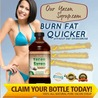 Burn fat without changing diet