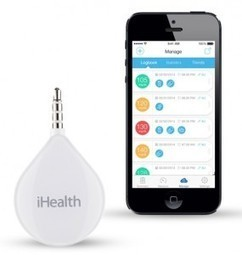 iHealth Align, le glucomètre connecté compact et mobile | Health promotion. Social marketing | Scoop.it