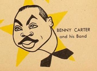 Hirschfeld's Benny Carter | Jazz Plus | Scoop.it