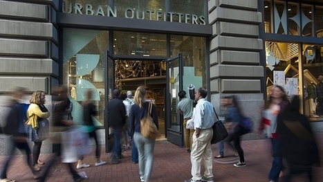 Urban Outfitters Tries Pinging Your Phone in the Fitting Room | Mobile 2 Store | Scoop.it