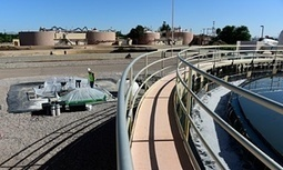 The key to water security could be lurking in a New Mexico sewage farm | Sustain Our Earth | Scoop.it