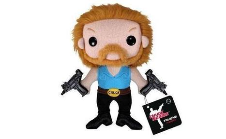 Finally! The Chuck Norris Plush Toy   All Geeks   Scoop.it