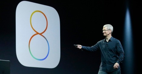 Apple Reveals iOS 8: Interactive Notifications, Health App and More | Trends | Scoop.it