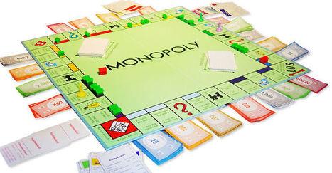 Así fue como el Monopoly ayudó a escapar a miles de prisioneros de los campos alemanes | Santiago Sanz Lastra | Scoop.it