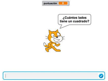 El proyecto Scratch de los Viernes (IV): crea juegos de preguntas y respuestas - Educación 3.0 | TECNOLOGÍA_aal66 | Scoop.it