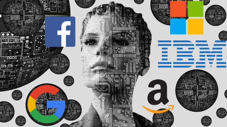 Top tech firms created a 10 member artificial intelligence oversight group - To ensure best practices | Digital Culture | Scoop.it
