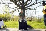 Barber, 82, offers haircuts for hugs in Conn. park | Personal Power | Scoop.it