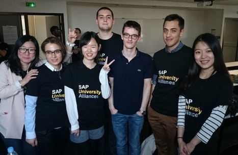 SAP Innojam Paris 2014 : porte ouverte à l'innovation | Blog technophile tfrichet.fr | Innover avec SAP | Scoop.it